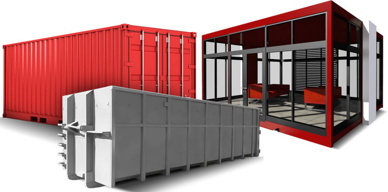 Container & Pavillons